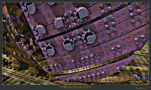 Circuitous City by PaulBaack