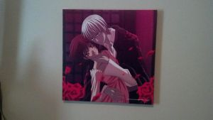 The painting/picture Dark bought me. by MiyuDimon