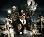 Steampunk Style by crilleb50