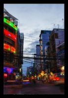 Saigon City Life by WiDoWm4k3r