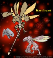 Ben10 - Hardheads by Norcinu