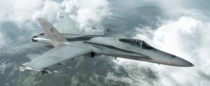 F/A-18C - Philippine Air Force by Jetfreak-7