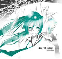 Snow of Regret by VocaloidRinLen