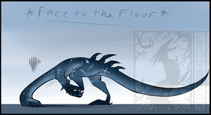 Face to the floor by Zukuro