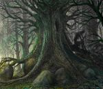 among roots by yonaz