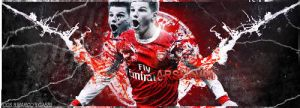 Andrej Arshavin's Signature Collab by FodsSFA