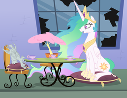 Tea time by Magister39