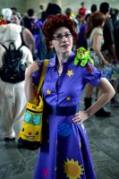Valerie Felicity Frizzle by JHussey92