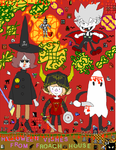 Froach House 'loween by penguinguy