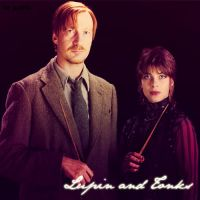 Edition Remus and Tonks by myobsessiontk