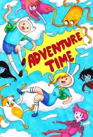 Adventure Time! by MunMunChan