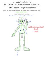 Digi-destined Tutorial by crystal-of-ix