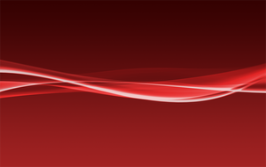Playstation 3 Wallpaper - Red by Guifx