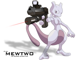 Mewtwo by Turbocharge0