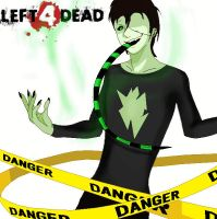 L4D Sarapen the Smoker by Kalix5
