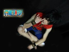 Mugiwara no Luffy by drkitsune