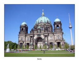 Berlin, Germany by samtihen