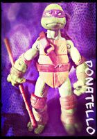 TMNT:: Donnie the Bo Master by Culinary-Alchemist