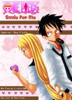 Smile For Me - Cover (One Piece AU) by renealexa-diary