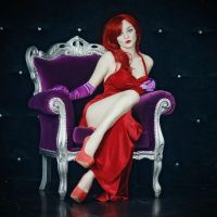 Jessica Rabbit by LilSophie