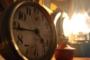 Time Clock by Andashd