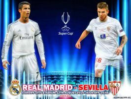 Uefa Super Cup 2014 by jafarjeef