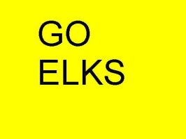 go elks by sarah998812