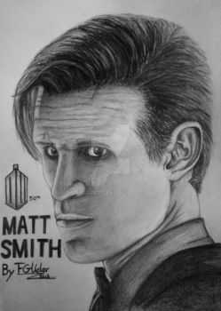 Doctor Who 50th Anniversary by TFGlider