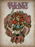 Sleazy Viking by justintcoons