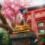 Inari Taisha by DarkLestat