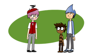 MORDECAI! RIGBY! by ilumintor