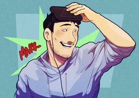 Markiplierrrr by Hennei