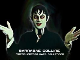 Barnabas Collins-johnny by Firesphere306