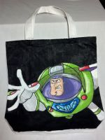 Buzz Lightyear Tote Bag by Acrylicolt