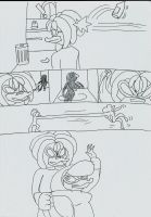 Elastic Duck and Inlfatabelle by Maxime-Loonatic