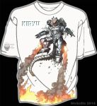 World Of Gojira KIRYU T-Shirt idea by WoGzilla