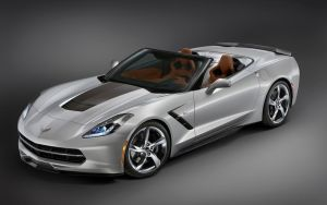 Atlantic - Chevrolet Corvette by ThexRealxBanks