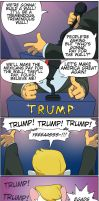 The Brain Behind Trump by nekoni