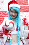 My Slay Belle Jinx Cosplay - Candy cane shot! by Embura