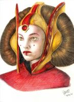Amidala by rogueXunited