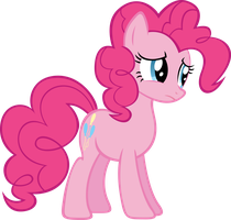 Concerned Pinkie by DeadParrot22