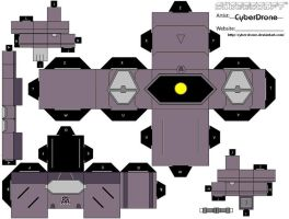 Cubee - Shockwave by CyberDrone