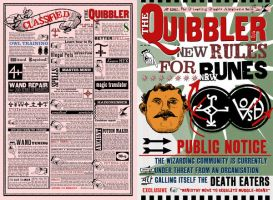 Quibbler page by WiwinJer