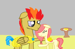 Shhh Daddys Here by scootfan213