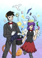 It's Showtime by wolfie-janice