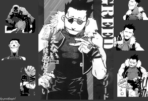 Greed Wallpaper by ashleighvestia