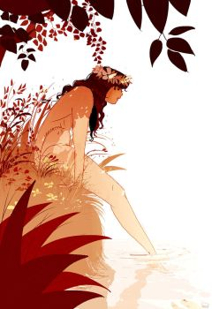 In the Spring. by PascalCampion