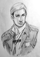Erwin Smith by seli-chan