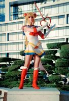 Super Sailor Moon by Tazziecosplay