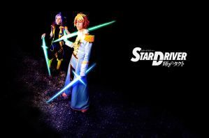 Star Driver - 02 - Starlight by mangalphantom